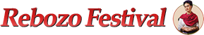 Rebozo Festival Logo